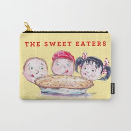 The Sweet Eaters Carry-All Pouch