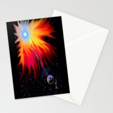 Super Nova 2 Stationery Cards