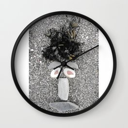 "EPHE""MER"" # 424 Wall Clock"