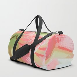 Delectable in Pink Duffle Bag