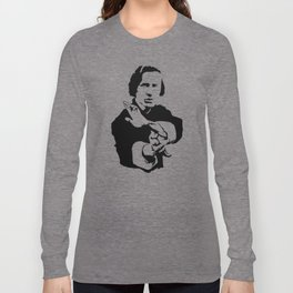 Chopin Fighter Long Sleeve T-shirt