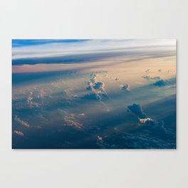Cloudscape I Canvas Print