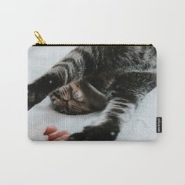 Cat by Priscilla Du Preez Carry-All Pouch