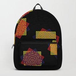Magic Triad Black Backpack
