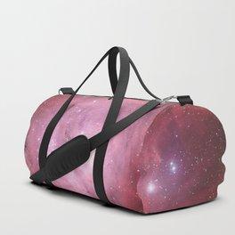 the Lagoon Nebula Duffle Bag