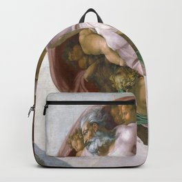Creation of Adam Backpack