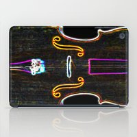 cello iPad Cases featuring Cello by J.Lauren