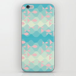 on the wave iPhone Skin