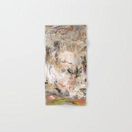 Earth Strata Marble Hand & Bath Towel