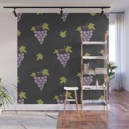 Ma grapes Wall Mural