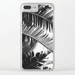 No. 3 Clear iPhone Case