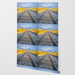Train to Nowhere Wallpaper