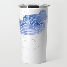 Water Nymph XLVII Travel Mug