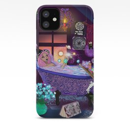 Witch bath iPhone Case