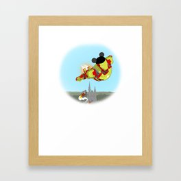 Ironman Disney  Framed Art Print