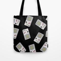 Gameboy's Falling Tote Bag