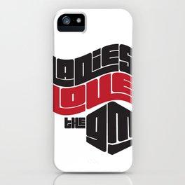 Ladies Love the GM iPhone Case