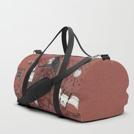Schneewittchen-The House of the Seven Dwarfs Duffle Bag