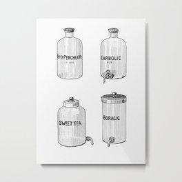 Apothecarny Metal Print