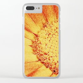 Glowing Clear iPhone Case