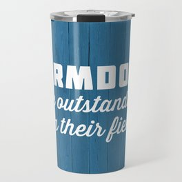 Outstanding Farmdogs Travel Mug