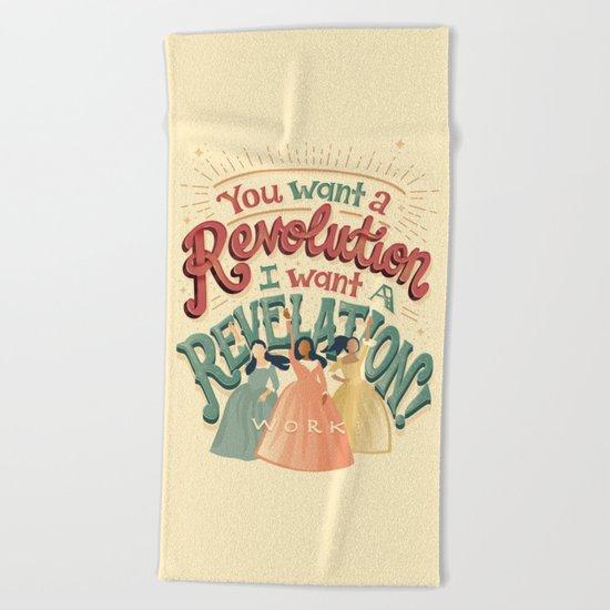 Revelation Beach Towel