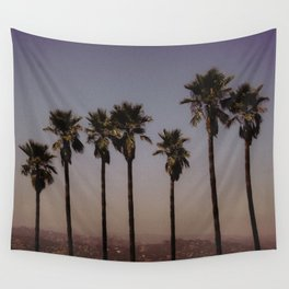 california palms Wall Tapestry