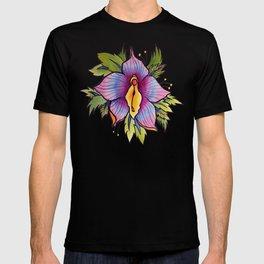 Vulva Flora T-shirt