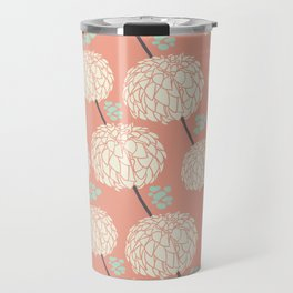 Sweet Petals Travel Mug
