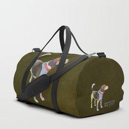 Fox Terrier Duffle Bag