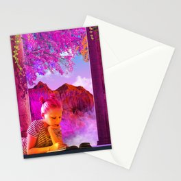 Max Out Parrish Stationery Cards