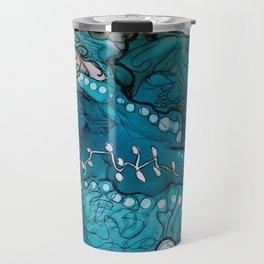 Jupiter Lineage Ink Botanical Travel Mug