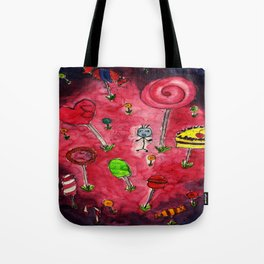 Candy Wonderland. Tote Bag