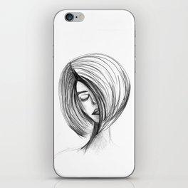 Girlie 01 iPhone Skin