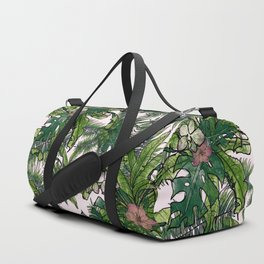 Tropical Paradise Duffle Bag