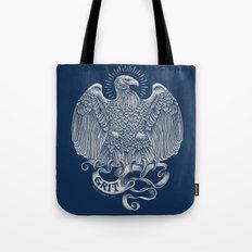 Grit Eagle Tote Bag