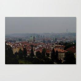 Surrealist Mist Canvas Print