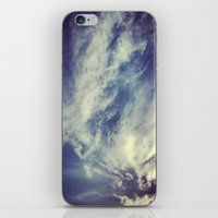 mexican iPhone & iPod Skins featuring Mexican sky by Olivier P.