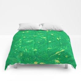 Green Adagio Comforters