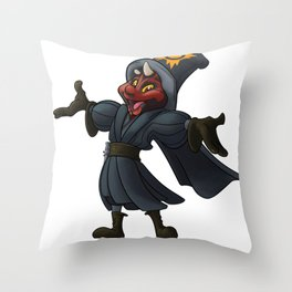 The Sith's Apprentice Throw Pillow