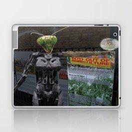 Stopp GMO Laptop & iPad Skin