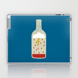 wine bottle Laptop & iPad Skin