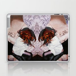 the flask the flutter Laptop & iPad Skin