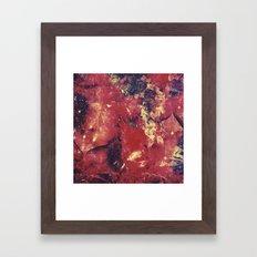 She Dances At Starlight Framed Art Print