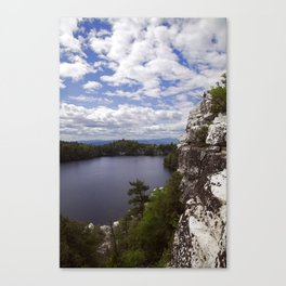 Lake Minnewaska Canvas Print