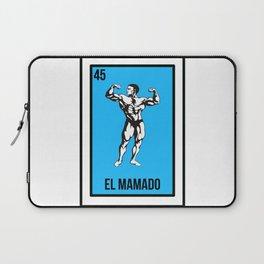 Loteria El Mamado Gimnasio Chistoso Regalo Laptop Sleeve