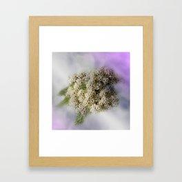 little pleasures of nature -153- Framed Art Print