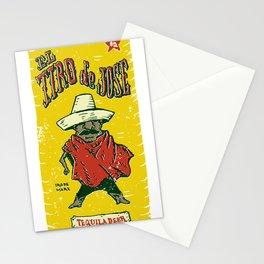 El Tiro de Jose Stationery Cards