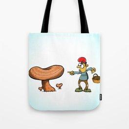 mushroom / boletaire Tote Bag