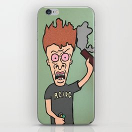 Overload iPhone Skin